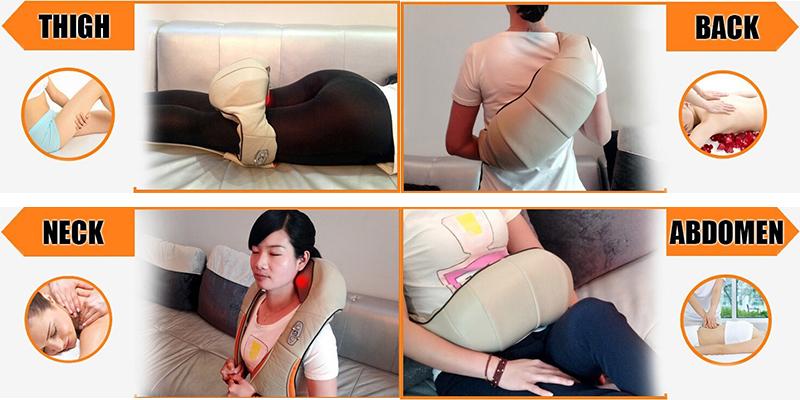 bästa nackmassage apparat